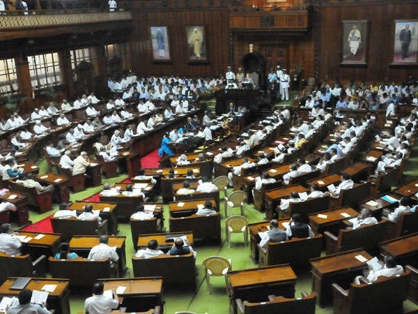 Opposition attacks Government on IT raids: session updates