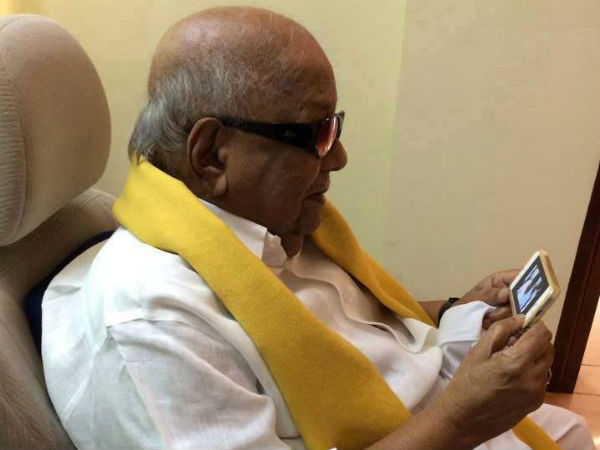 Karunanidhi to be discharged in two days: Stalin