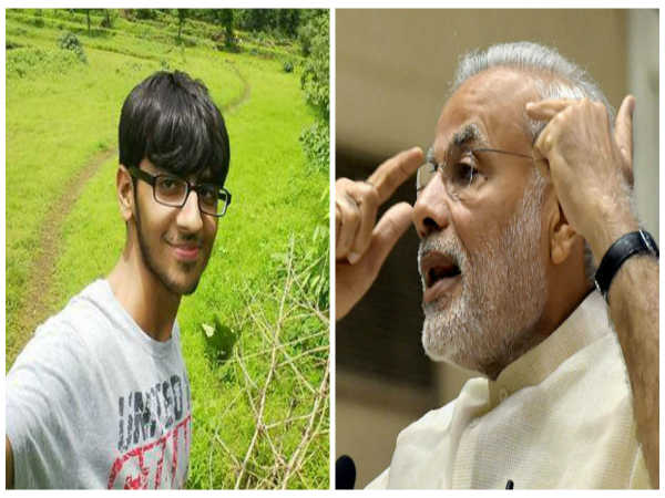 Year Old Hacks Into Narendra Modis App Exposes Security Flaws