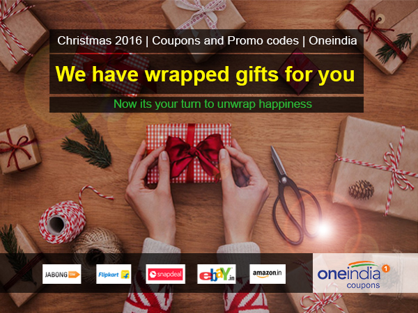 Get Ready for! CASHLESS CHRISTMAS Upto 100% Cashback + Exciting Offers