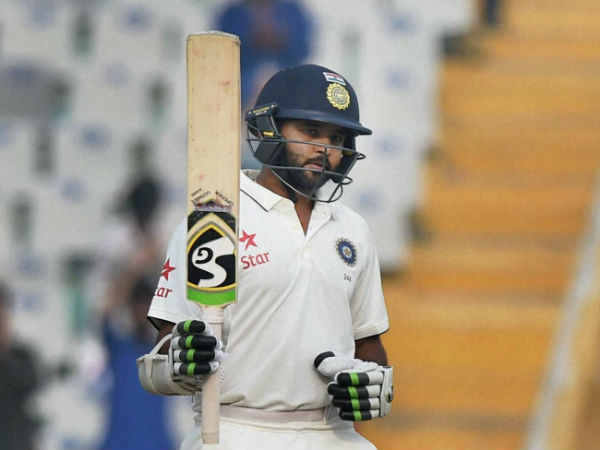 India Vs England 4th Test: Parthiv Patel to play, Wriddhiman Saha ruled out
