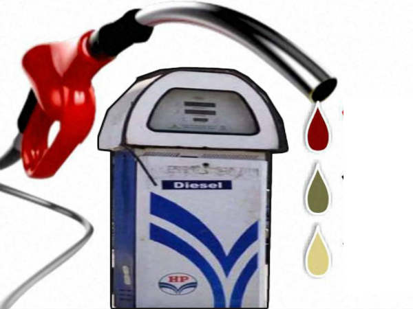 Petrol Price Hiked By Rs 2.21 A Litre, Diesel By Rs 1.79 A Litre