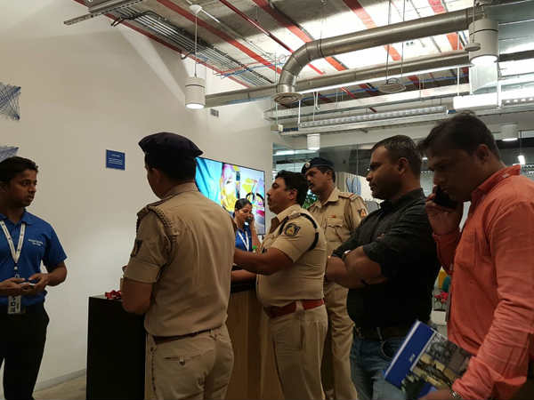 Mangalore police team visits Mumbai Facebook office For Non-Cooperation In Cyber Crime Cases