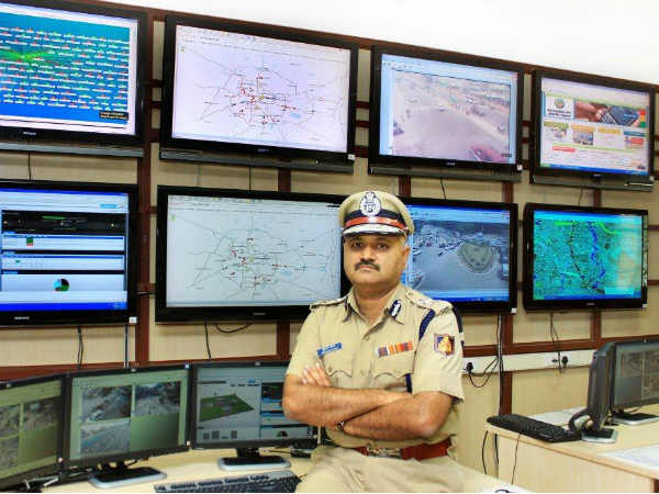 Bengaluru city gets new police chief on New year's eve