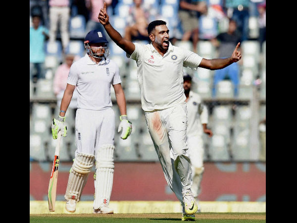 India Vs England: R Ashwin becomes most successful Indian spinner in a calendar year at home
