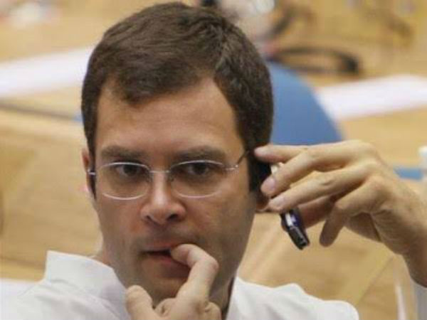 Demonetisation - Allow me to speak, will show what earthquake is : Rahul Gandhi