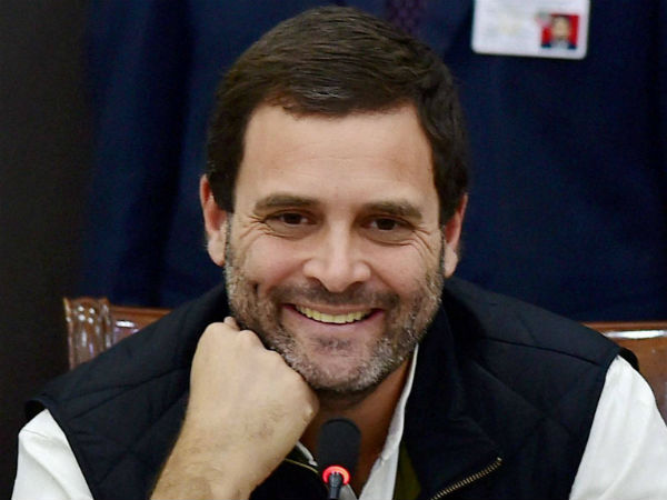 Rahul To Say Cheers To Indians From London