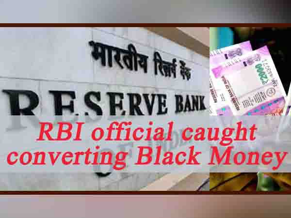 Bengaluru RBI officer laundered money for 30% cut