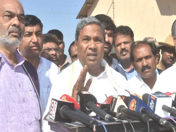 Reservation in private sector says cm siddaramaiah