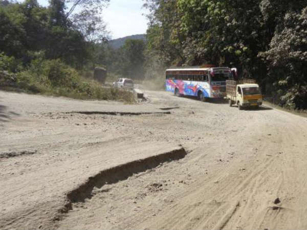 Road work: Shiradi Ghat to be closed from January 3