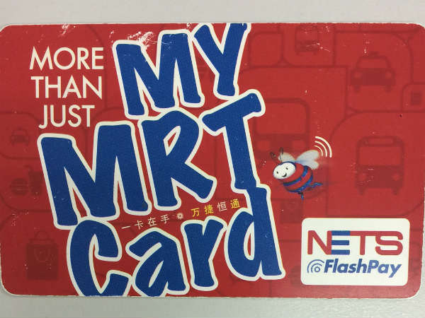 How smart card is utilized in Singapore