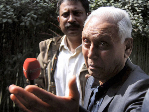 AgustaWestland: SP Tyagi granted bail, asked to co-operate