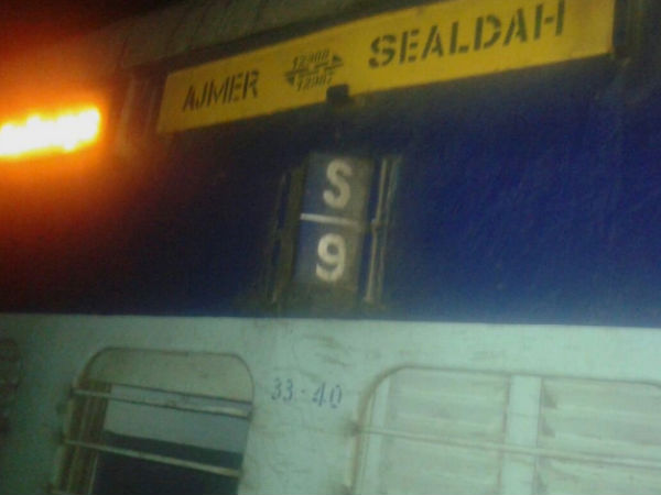 Saeldah-Ajmer Express derails near Kanpur: Several injured