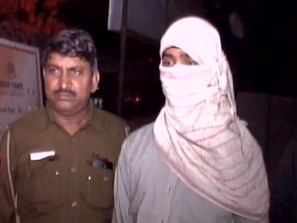 Girl allegedly raped in Delhi, accused arrested