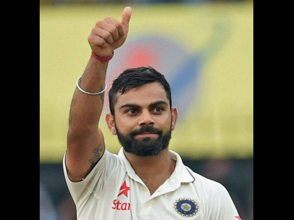 Virat Kohli rated No. 1 in Lord's Cricket Ground list of 20 best cricketers of 2016