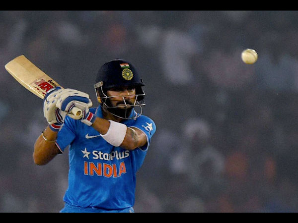 Virat Kohli is captain