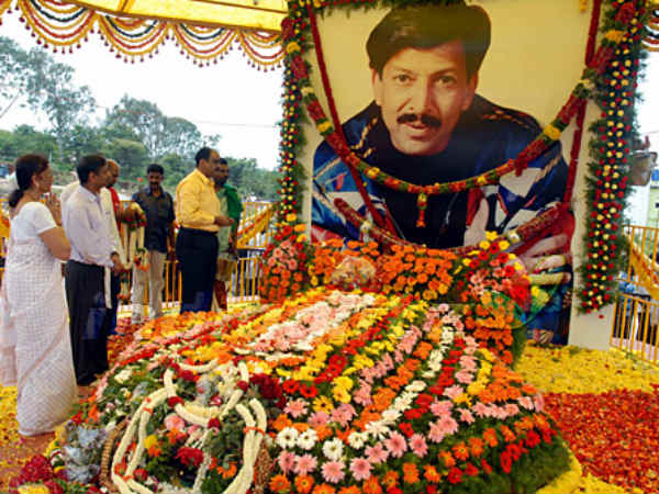 wake of Jayalaithaa's death Dr Vishnuvardhan Memorial foundation stone laying function postponed