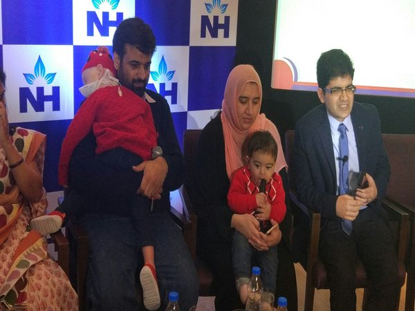 Bengaluru hospital gives Pakistan girl a new lease of life