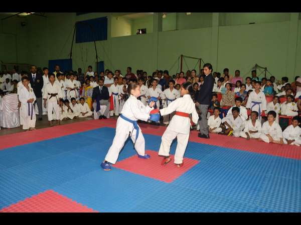 Call to youth to take up ancient sport, stay fit: C S Arun Machaiah