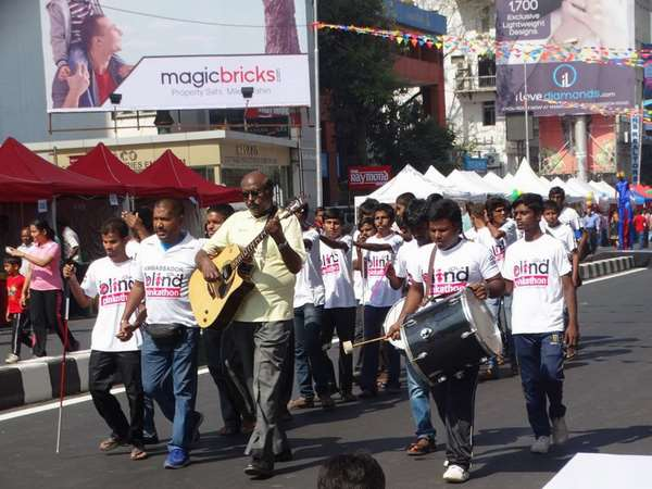 Indiranagar residents Oppose Open Street Event