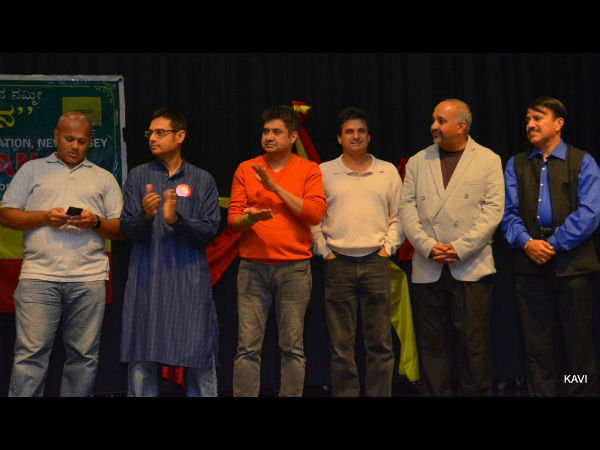 New office bearers for Brindavana Kannada Koota, New Jersey