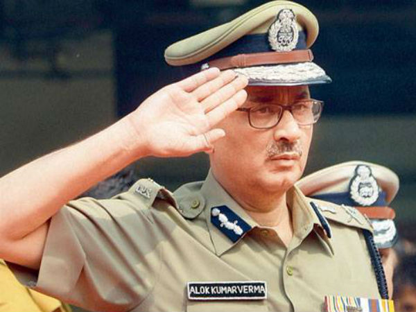 Delhi Police Commissioner Alok Verma's is front runner for the Chief of CBI post