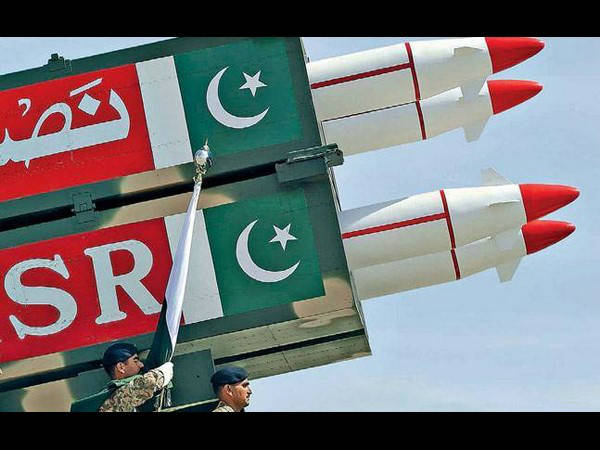 Doubts have raised on Pakistan's newly lauched Babur-3 cruise missile