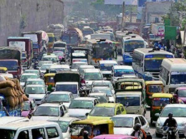 ಬೆಂಗಳೂರು ವಾಹನ ದಟ್ಟಣೆ, 3,700 ಕೋಟಿಯಷ್ಟು ನಷ್ಟ