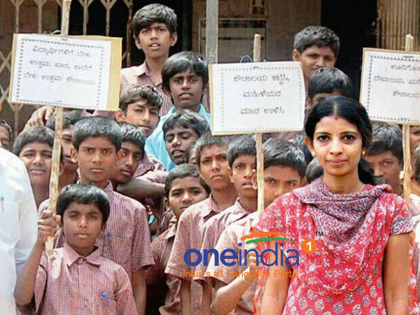 Mangaluru girl Bhavya quit her job to build toilets