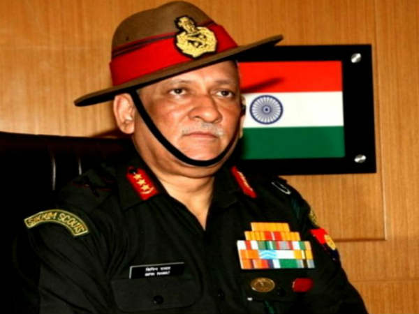 Jawans taking to social media could be punished: Army Chief