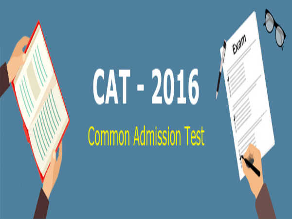 Common Admission Test (CAT) 2016 results out