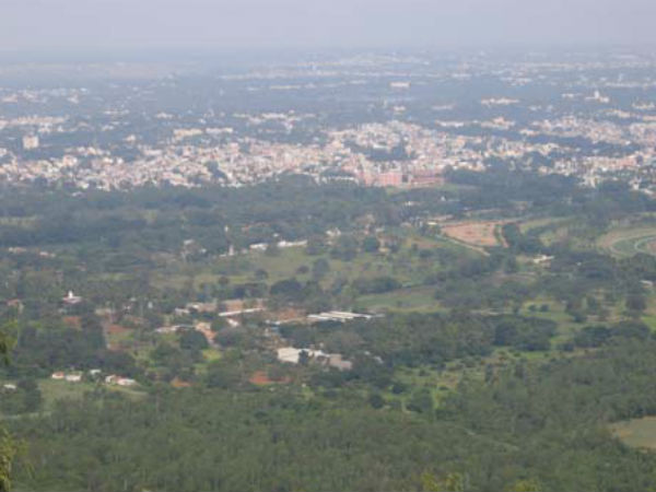 Chamundi Hills is plagued by thugs: police registered case against Valentine