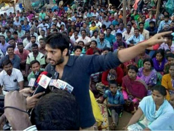 A complaint filed against Actor Chetan Kumar by Cauvery Sene