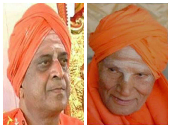 GowriShankar swamiji's desire not Finished