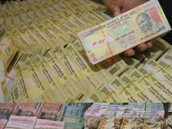 Rs. 1.2 crore in demonetised currency seized in TN, 4 held