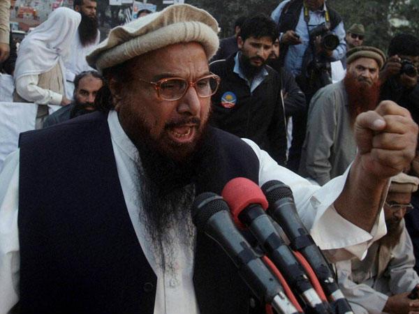 Hafiz Saeed 'references' China role in terrorism in Pakistan