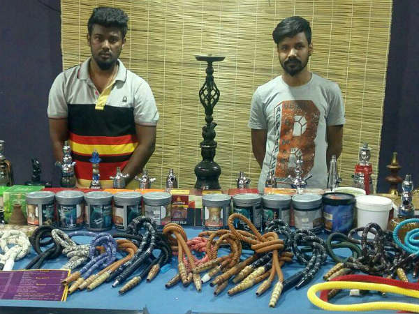 CCB police attack on the 3 Hukkabar, 15 people arrested  in Bengaluru