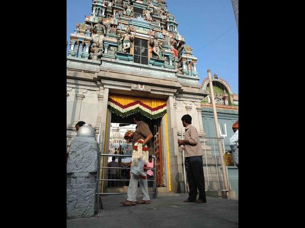 Grand Celebration Of Vaikutha Ekadashi In Bangalore