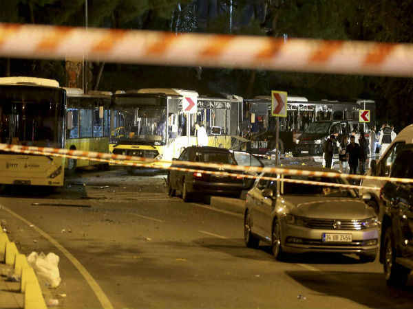 Istanbul night club terror attack leaves 35 dead
