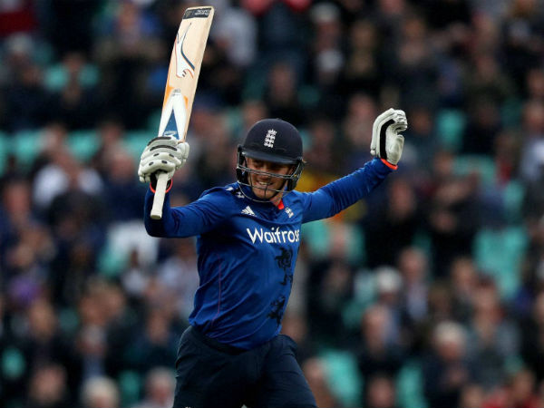 1st ODI: Root, Roy, Stokes' fifties power England to 350/7; set a target of 351 for India