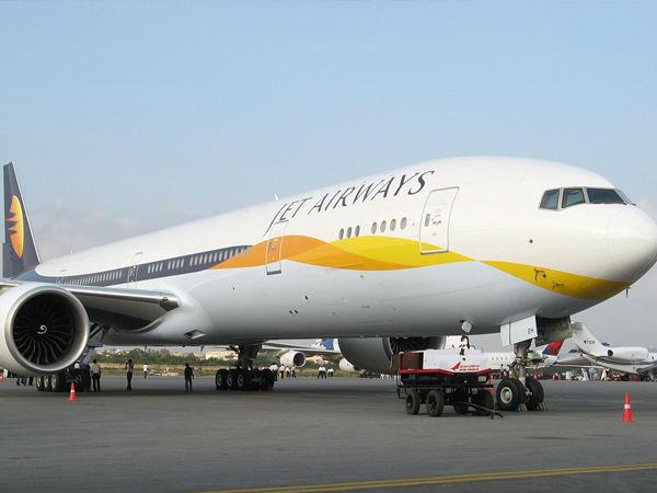 Jet Airways suspends direct daily flight service from Mangaluru to Sharjah