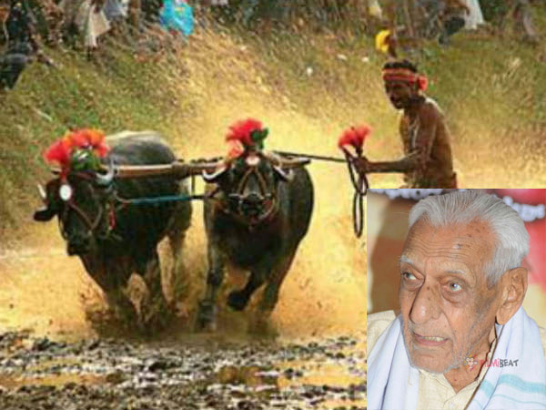Government should not allow to play Kambala, HS Doreswamy