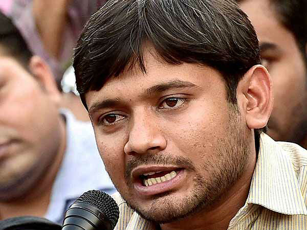 Kanhaiya accuses centre to deviate the attention of the people
