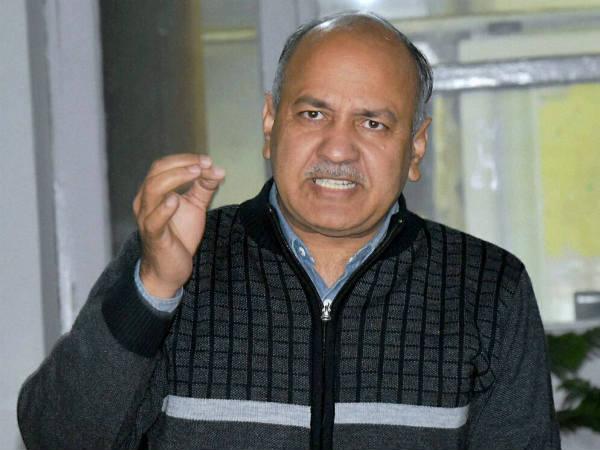 ದೆಹಲಿ ಡೆಪ್ಯುಟಿ ಸಿಎಂ ಸಿಸೋಡಿಯಾ ವಿರುದ್ಧ ಸಿಬಿಐ ವಿಚಾರಣೆ