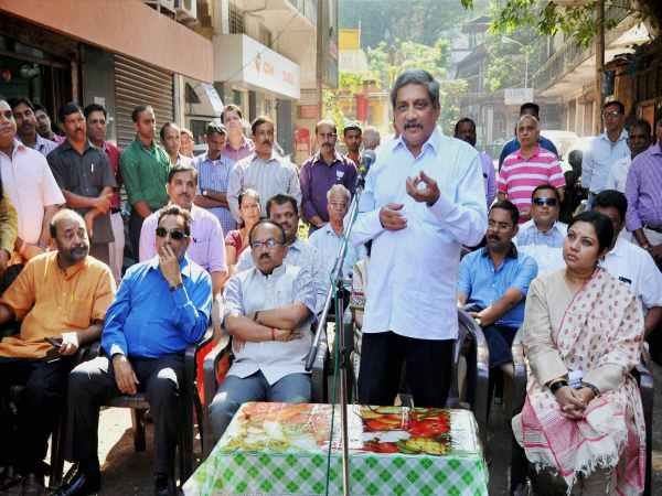 Goa elections: Parrikar keeps everyone guessing as BJP faces multi - cornered contest