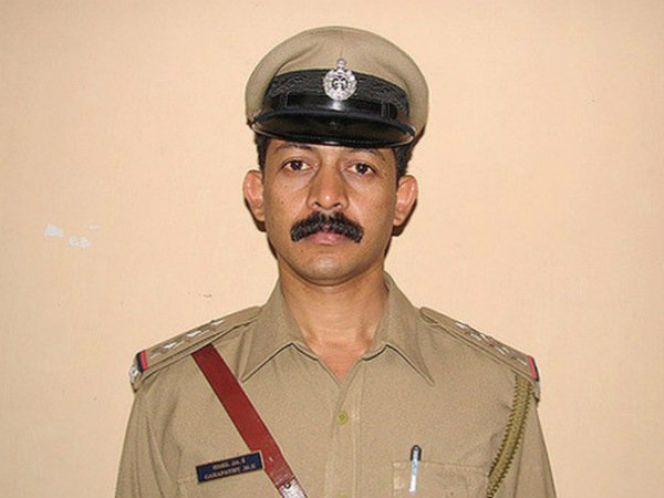 DySP Ganapati case returns to haunt Karnataka government
