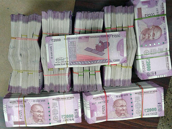 24 Gold Bars And More Than Crores of New Notes Recovered From Sadhwi's Home