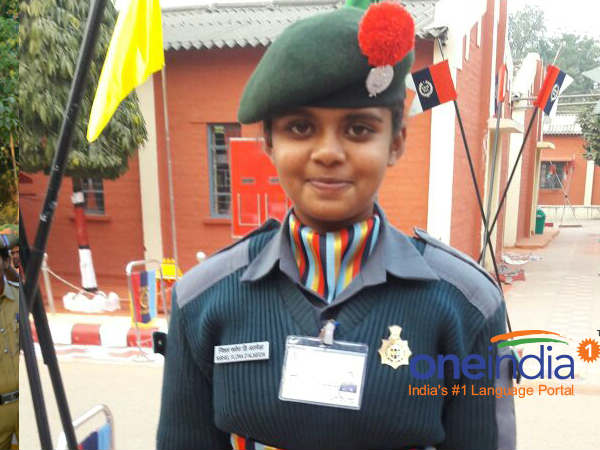 Nishel from mangaluru to march at Republic Day parade in Delhi on January 26