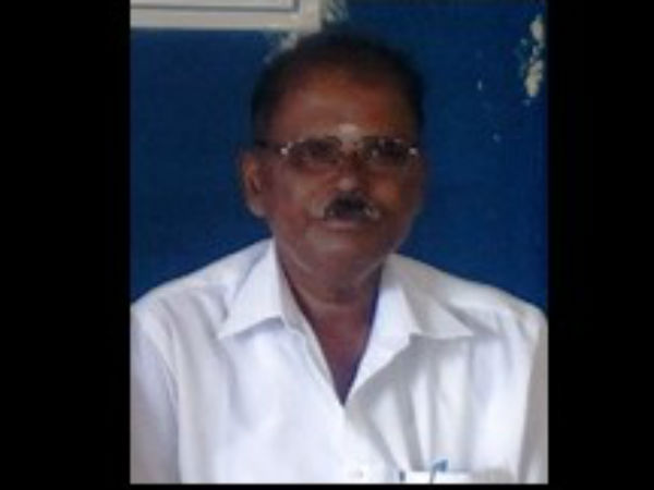 Congress leader killed in road accident in Nanjanagudu.