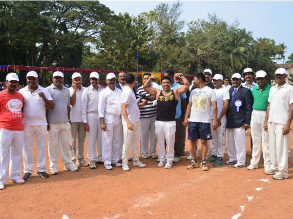 Annual Police Sports Meet Mangaluru Inaugurated by DC Dr Jagadeesha